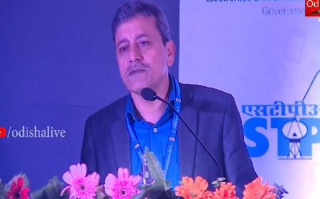 Dr. Omkar Rai, Director General, STPI IT Conclave 2018 Speech